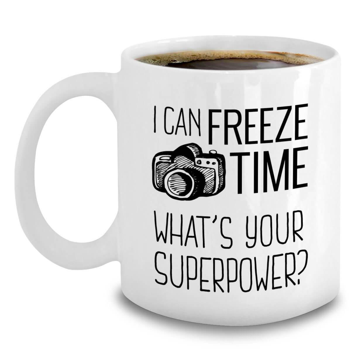 freeze time photographer
