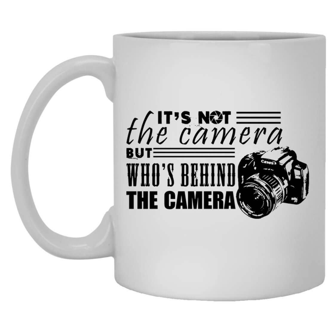 it's not the camera mug