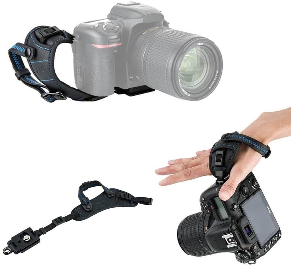 JJC Deluxe DSLR Camera Hand Strap