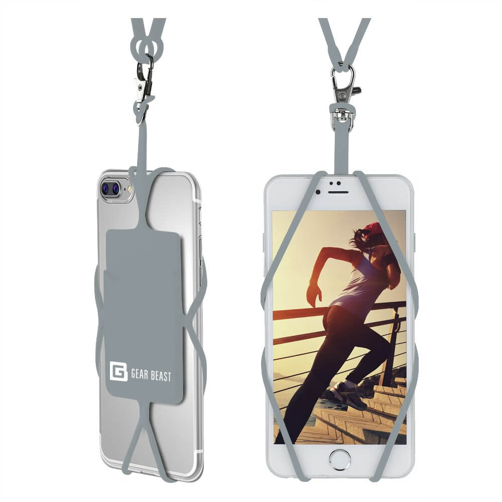 gear beast phone lanyard