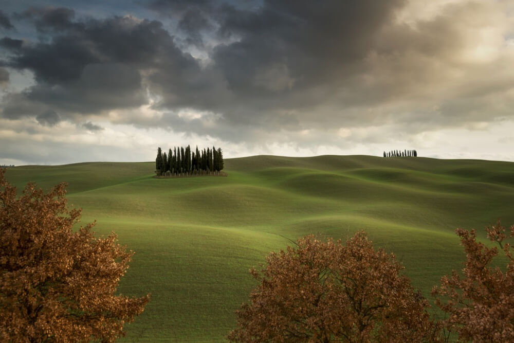 Fausto Meini_San Quirico d'Orcia_After