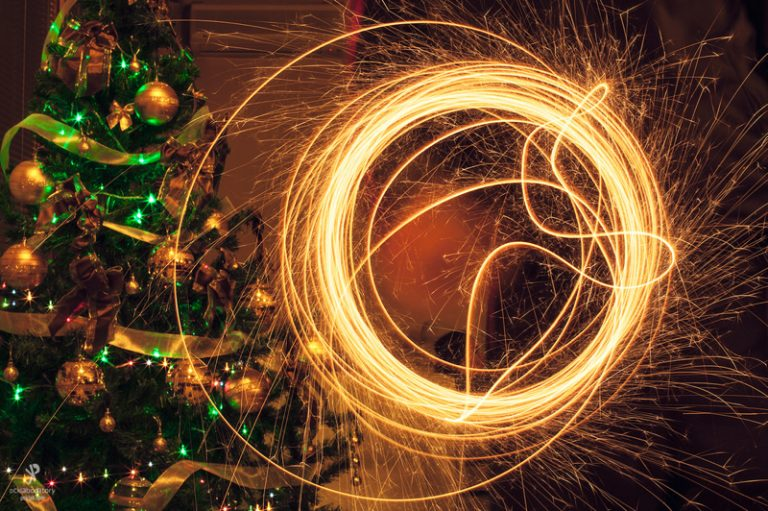 Yane Naumoski - Yane Naumoski - Day 364: Dazzling welcome to 2014