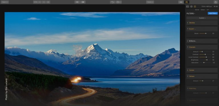 Adobe Alternative: Luminar 2018 Photo Editing Software Review