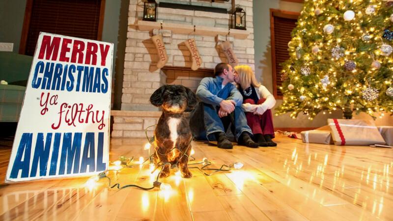 Christopher - Christmas Card