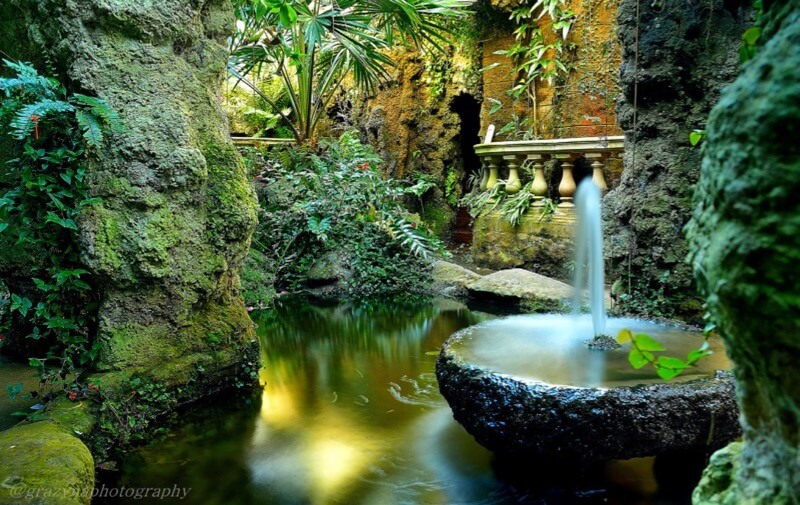 grazynaphotography - Dewstow Gardens and Grottoes..... Monmouthshire