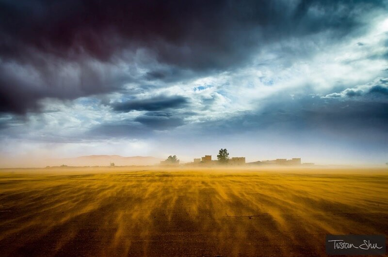 Tristan 'Shu' Lebeschu - The Storm