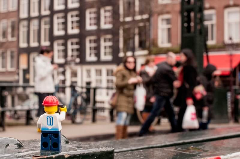 lego photographer amsterdam