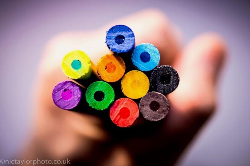 Nic Taylor - Pencils
