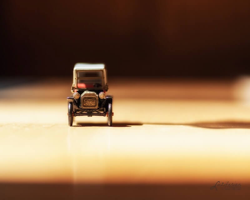 Marco Bergner - Old Toy Car