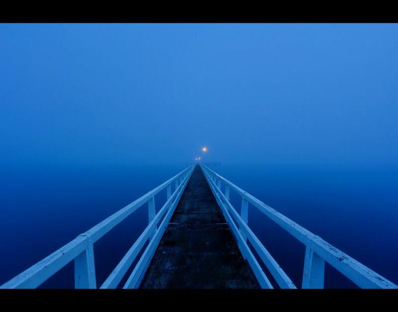 Gareth Nichols - The Okahu Pier