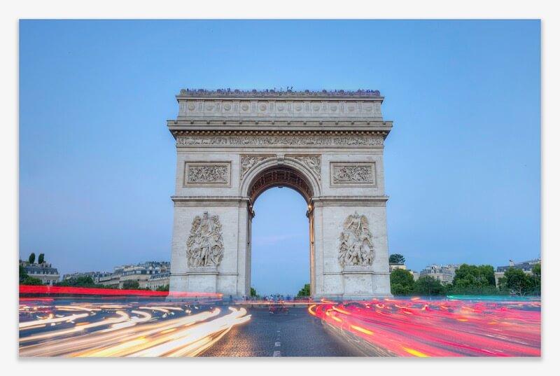 Hemzah Ahmed - Arc de Triomphe