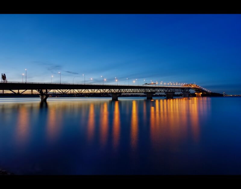 Gareth Nichols - Auckland Harbor Bridge