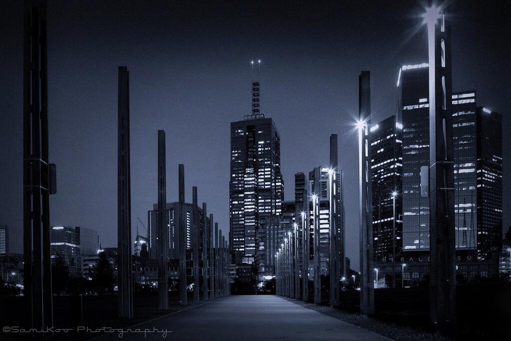 samiKoo - Cityscape