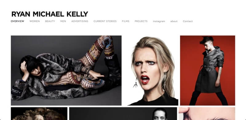 40 Photography Portfolio Websites for Inspiration - The