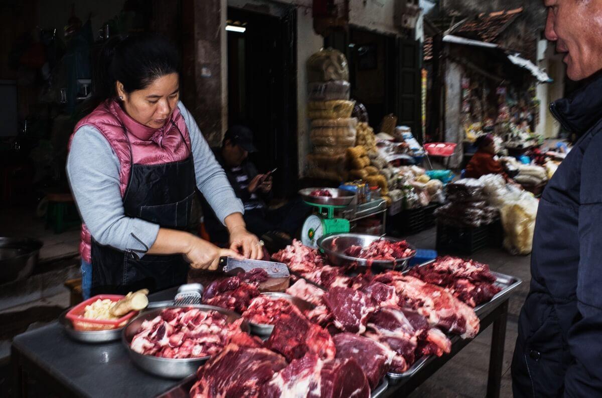Meat - Hanoi LQ