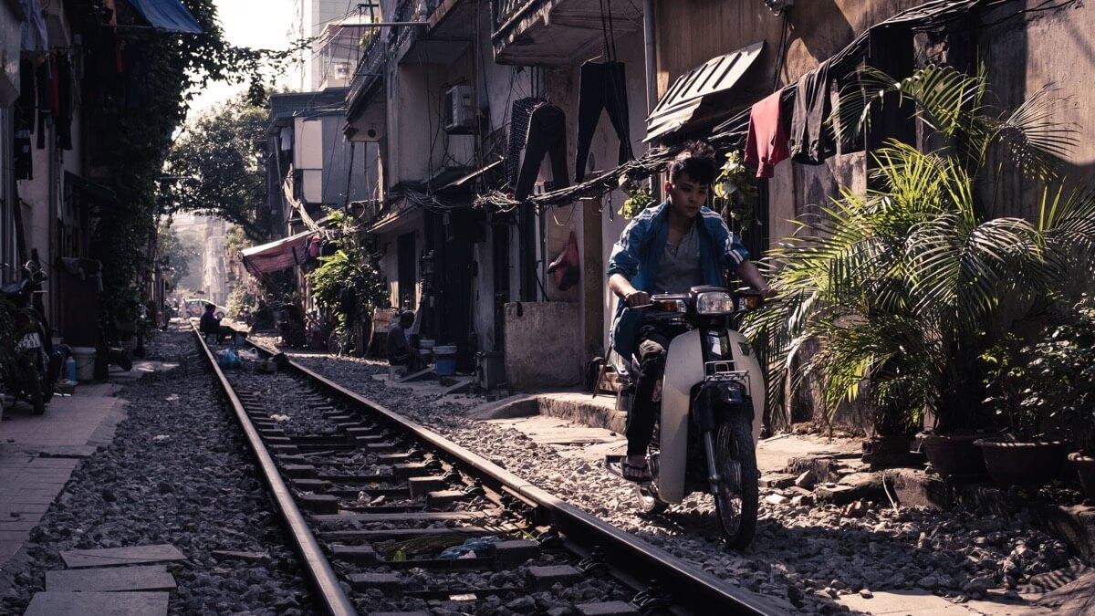 Railtrack - Hanoi LQ