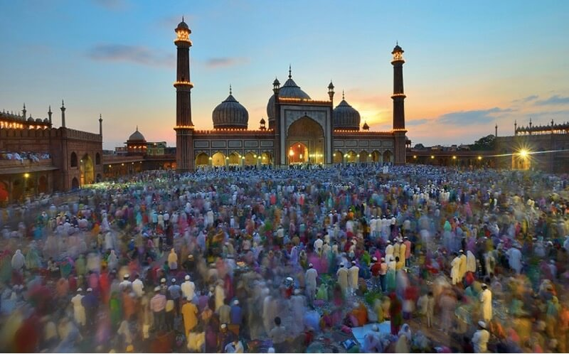 Nimit Nigam - Alvida Jumma Sunset at Jama Mosque