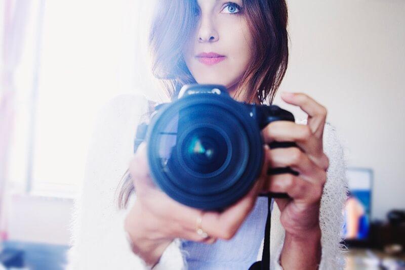 Federica Giordano - Selfie