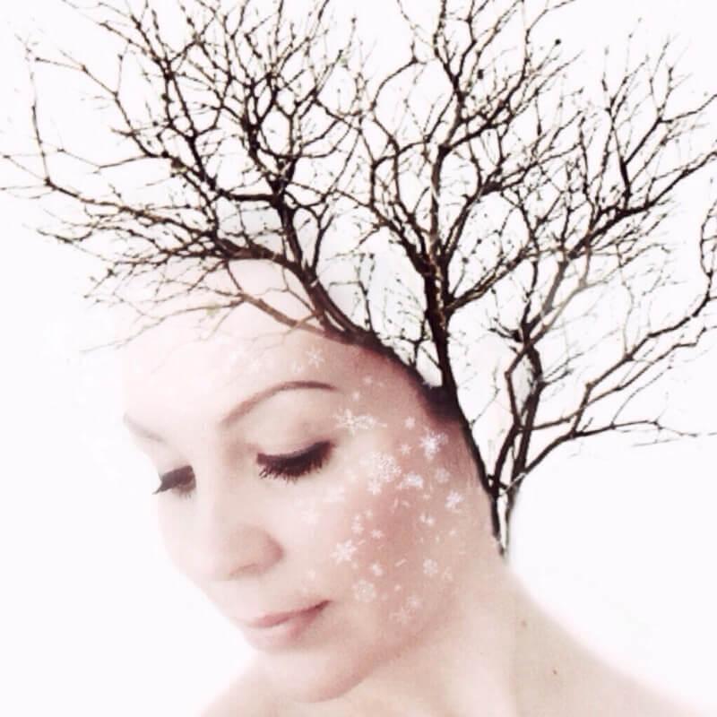 Melinda Szente tree head