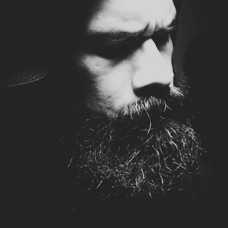 Daniel Iván - Self Portrait | Auto retrato