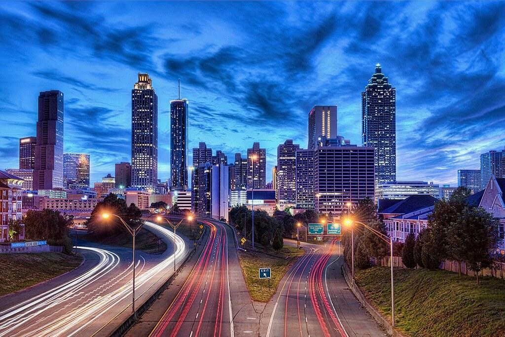 David Kosmos Smith - Downtown Atlanta