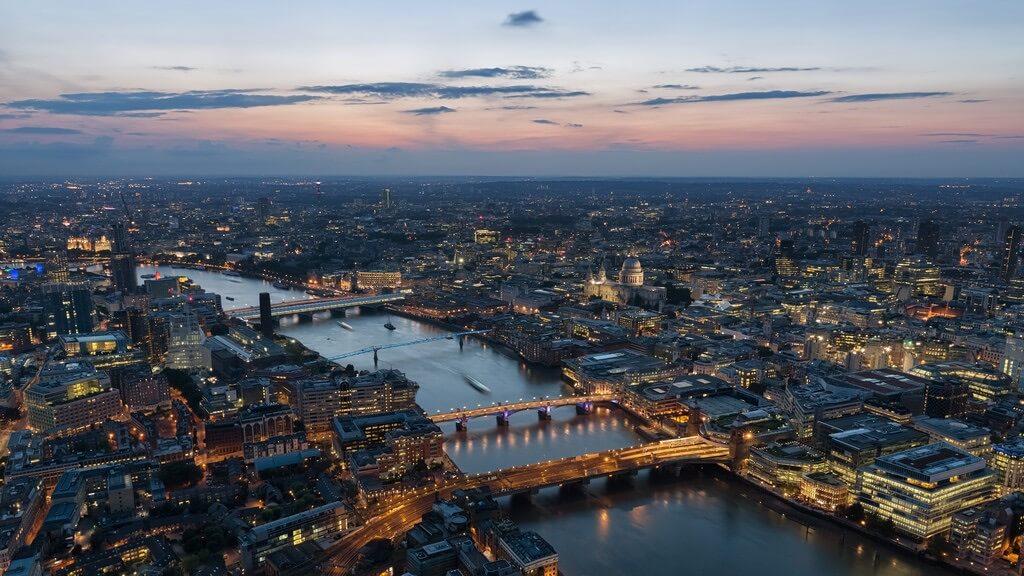 Paul Shears River Thames