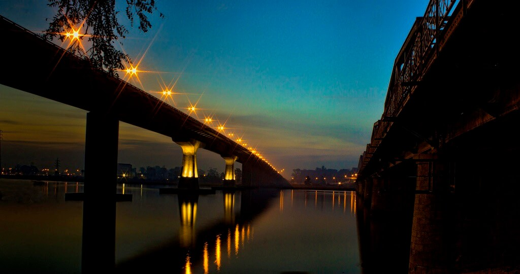 Wilson Silva bridge
