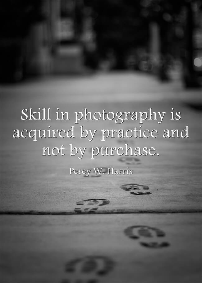 photography quote percy harris