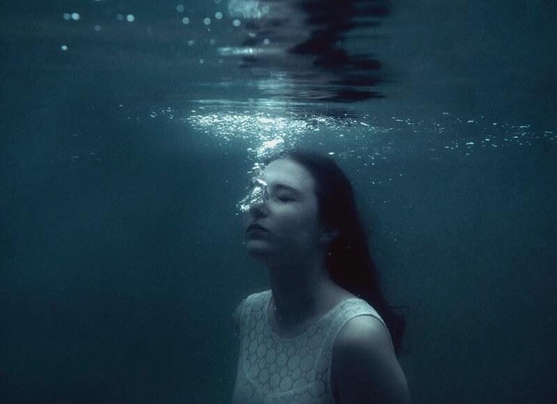 Andrea Peipe surreal portrait