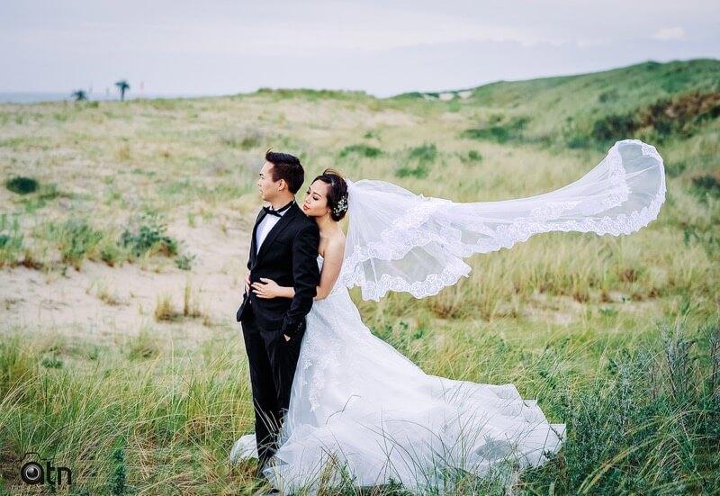 Anh Tu Nguyen - Linh - Ngoc Pre-wedding