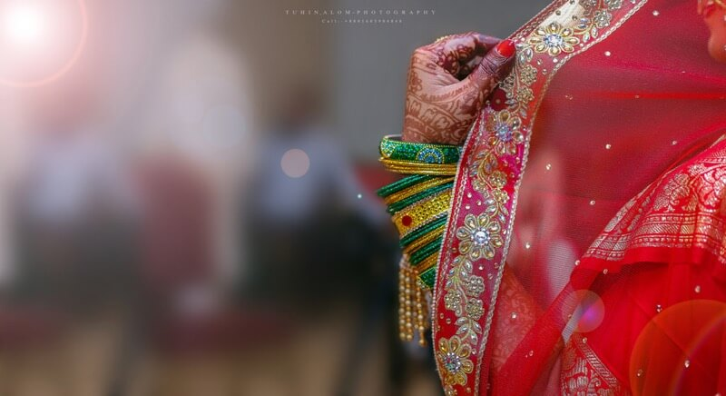 Tuhin alom Photography - wedding bride
