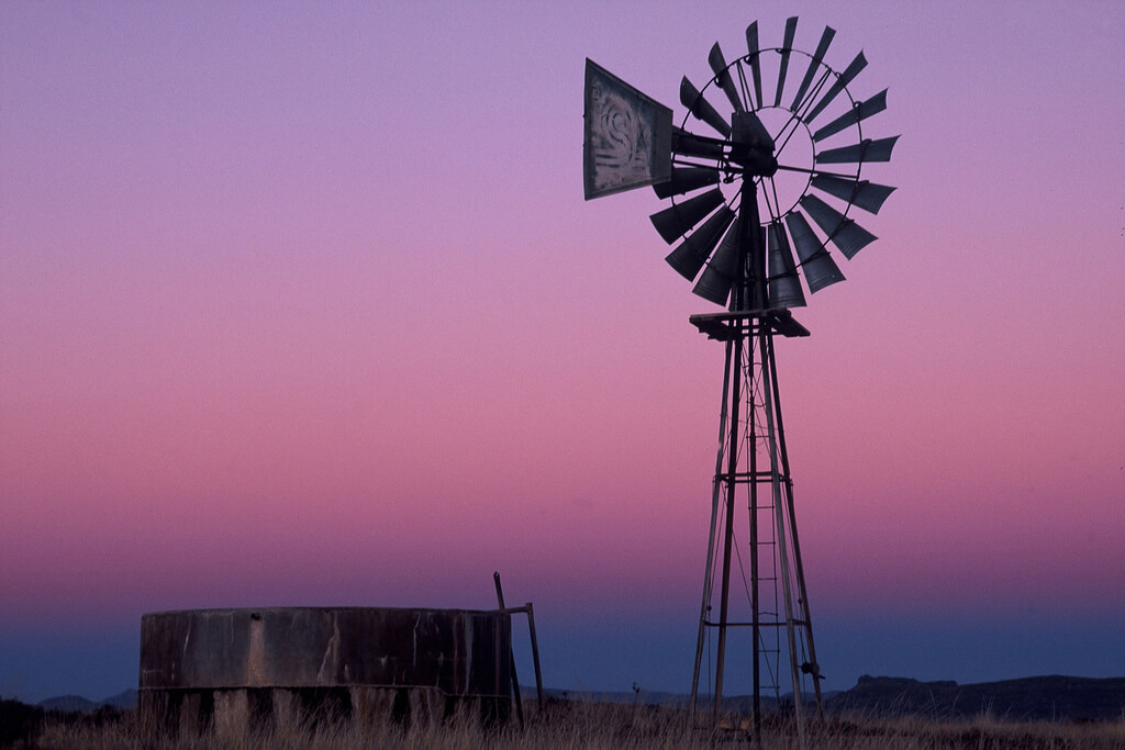 Karoo Windmill - South Africa
