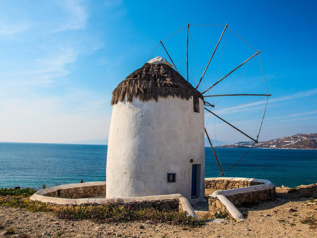 Jaume Escofet Mykonos, Aegean, Greece