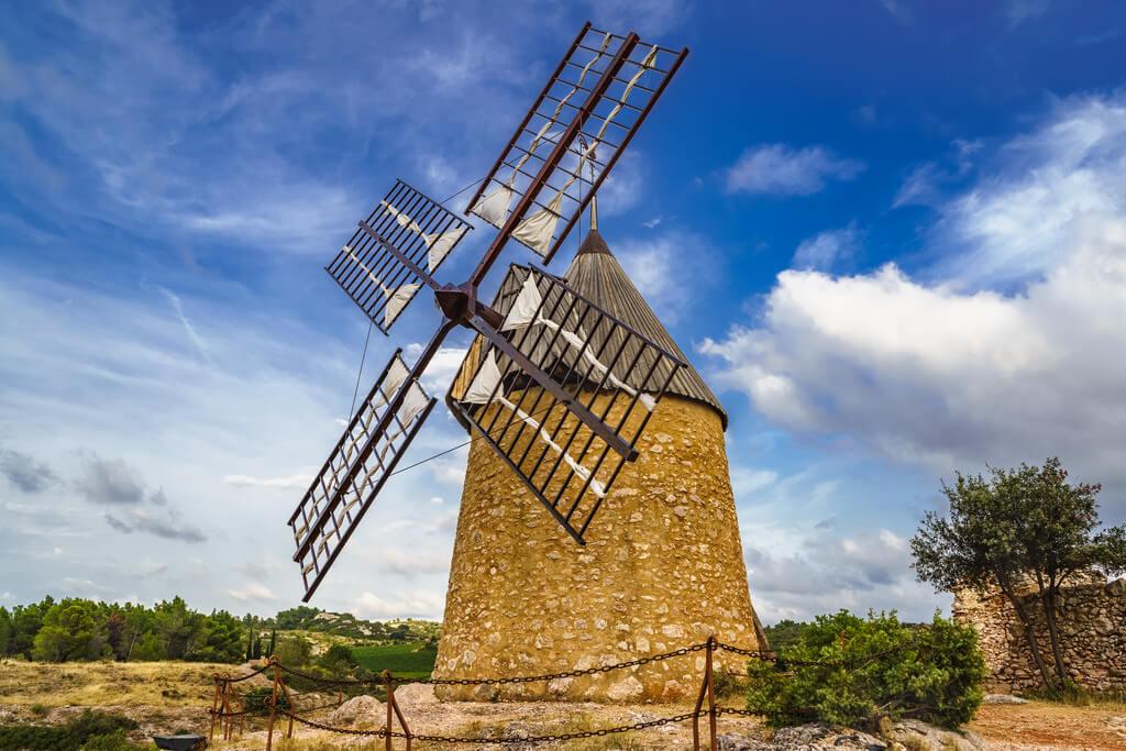 windmill France
