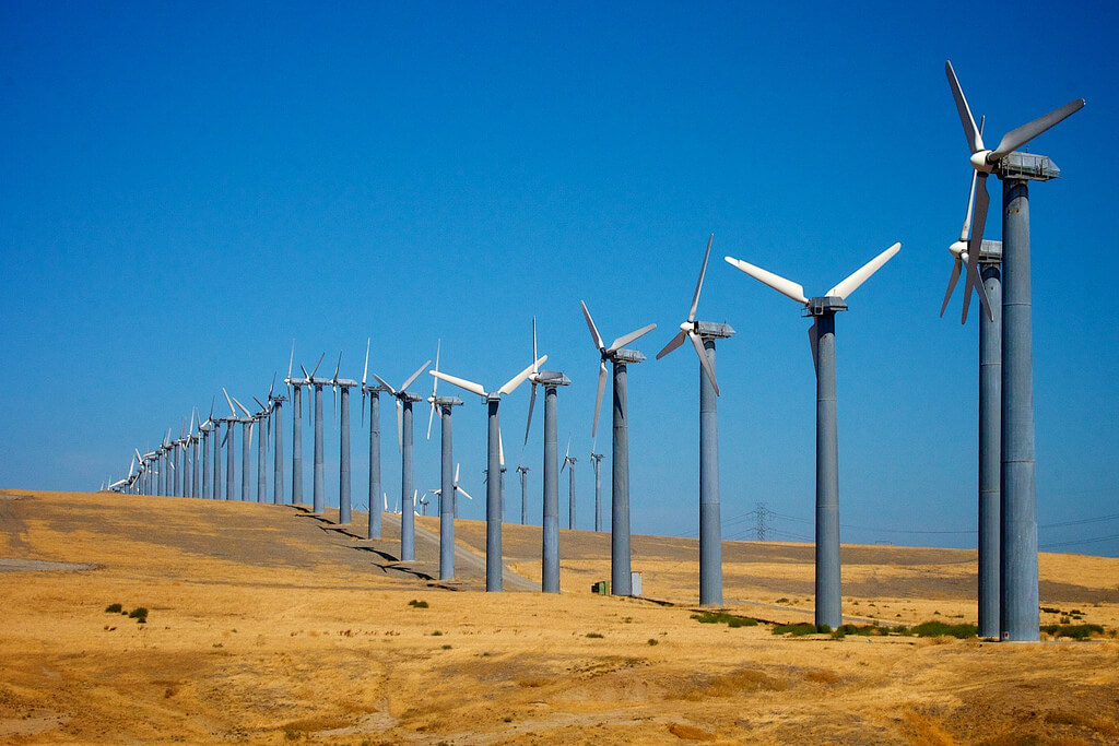 wind farm alameda