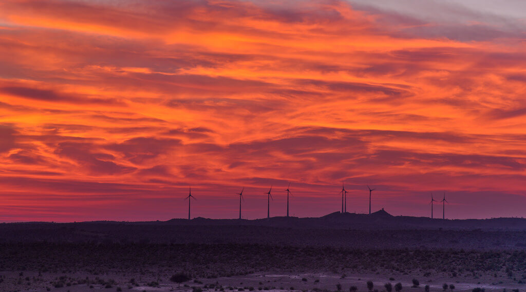 Rajarshi MITRA - Thar desert sunset!