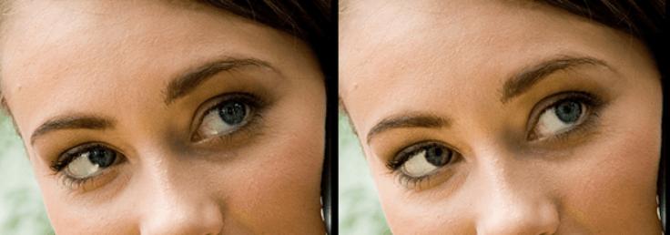 eye editing