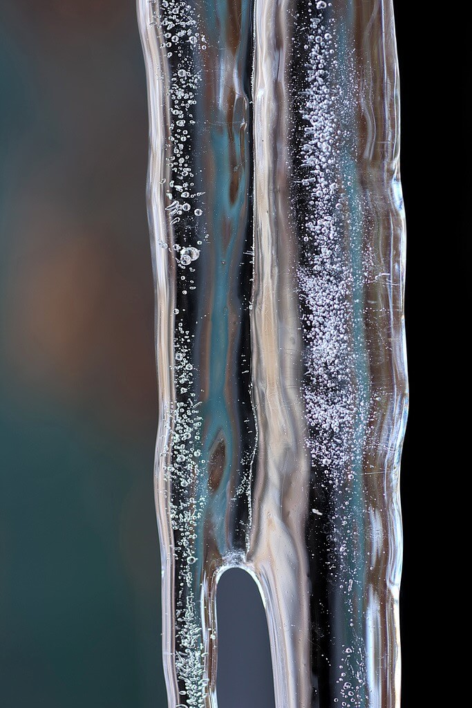 James Drury - icicle