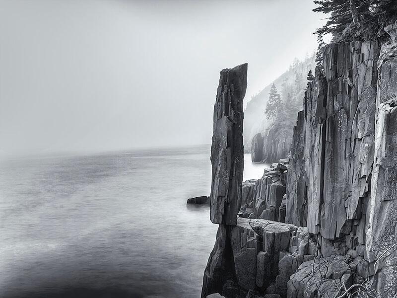 Keith Doucet - Balancing Rock