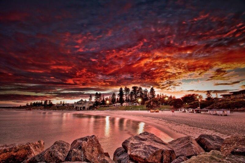 Stephen Humpleby - Cottesloe Sunrise