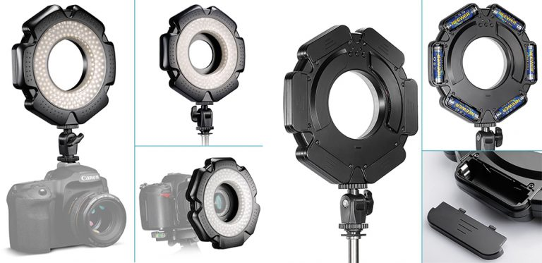 3 Useful Portable LED Lights for Photography and Video