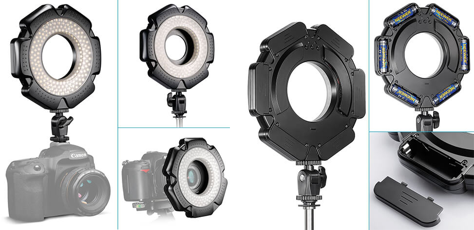 3 Useful Portable LED Lights for Photography and Video 1