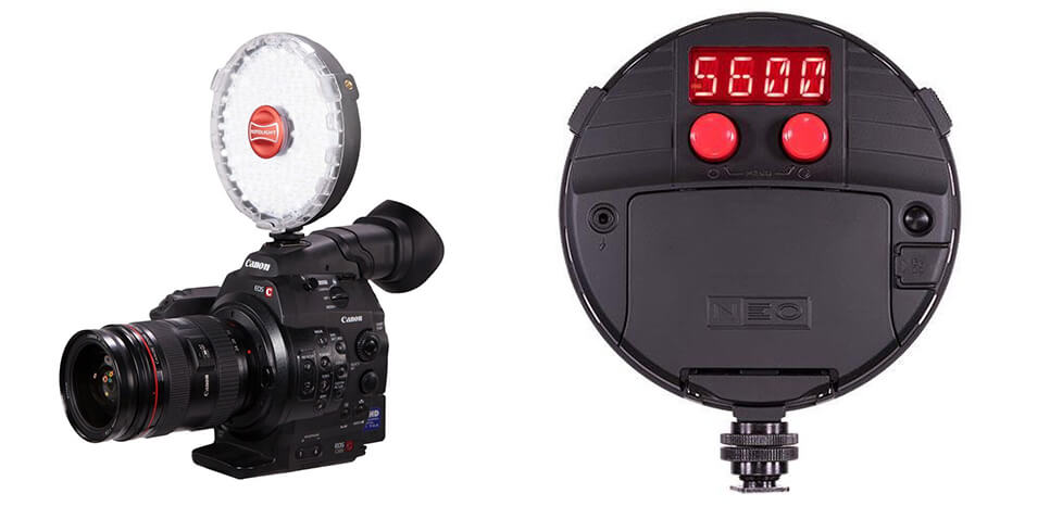 rotolight - portable led light