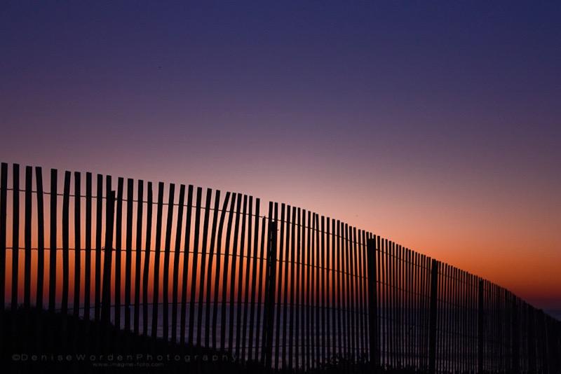Denise Worden fence