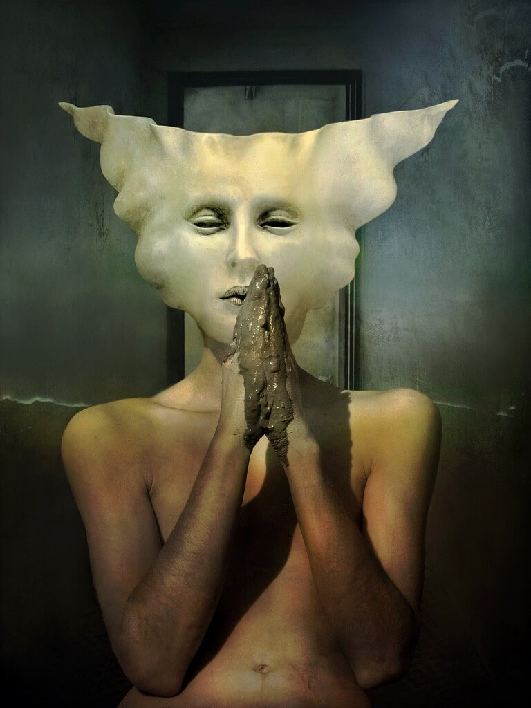 Saul Landell triangle head