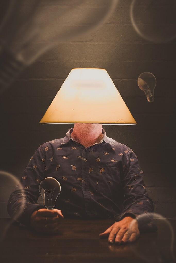 Ciaran Magee lamp shade