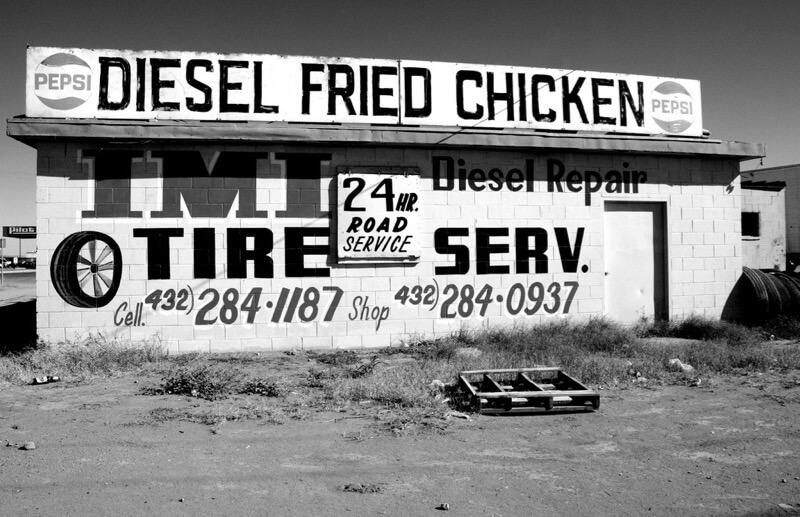 Texas Diesel Fried Chicken