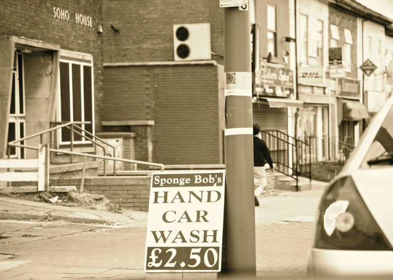 Soho Road, Birmingham