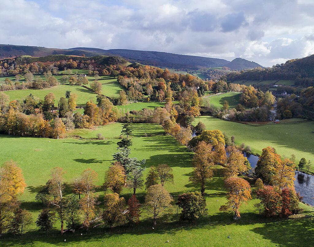 Autumn Colours Llangollen