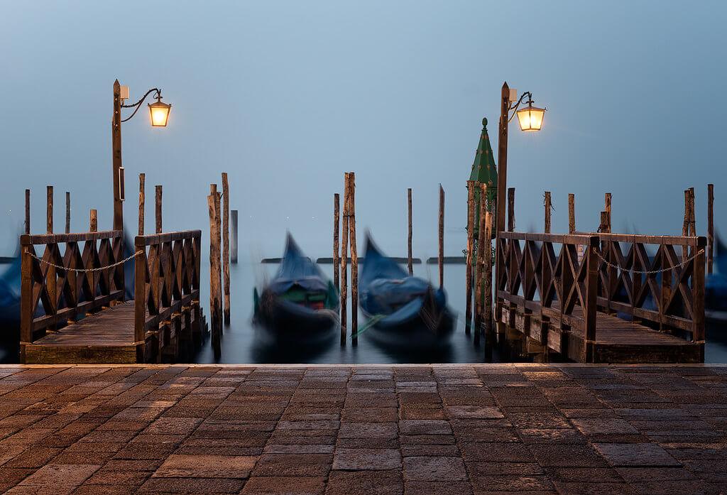 Marco Romani - Venetian Gondolas